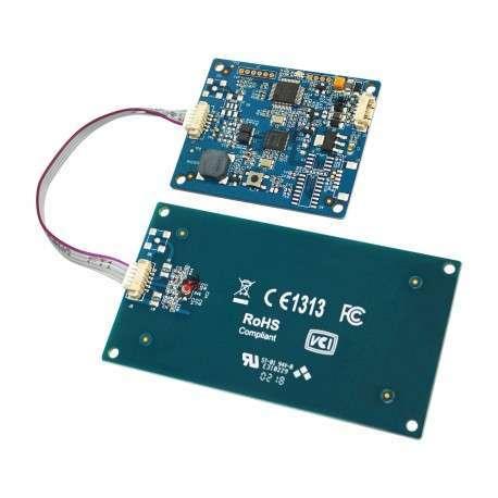 ACS ACM1252U-Y3 lecteur de cartes à puce Intérieure Vert USB 2.0 - 1