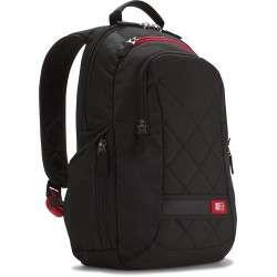 Case Logic DLBP-114 Polyester Noir sac à dos - 1