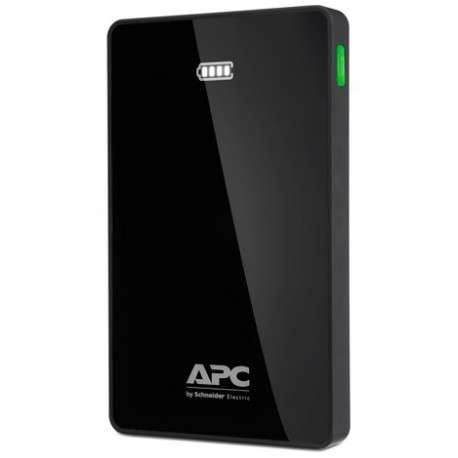 APC Power Pack M10 Lithium Polymère LiPo 10000mAh Noir banque d'alimentation électrique - 1