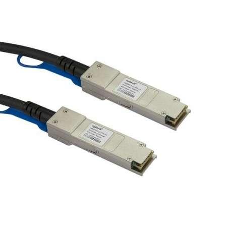 StarTech.com Câble QSFP+ à connexion directe de 1 m - Compatible avec Cisco QSFP-H40G-CU1M - 1