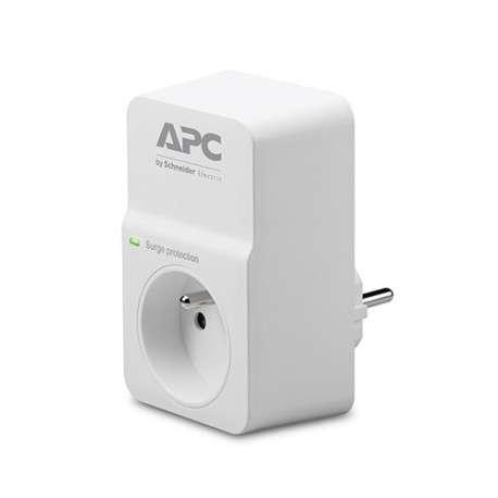 APC SurgeArrest 1 230V Blanc protection surtension - 1