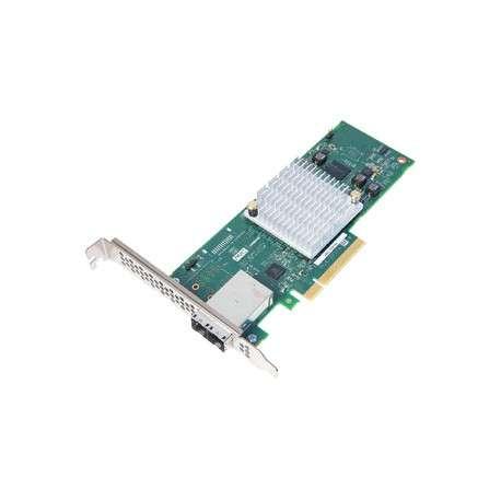 Adaptec 1000-8e Interne mini SAS carte et adaptateur d'interfaces - 1
