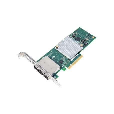 Adaptec 1000-16e Interne mini SAS carte et adaptateur d'interfaces - 1
