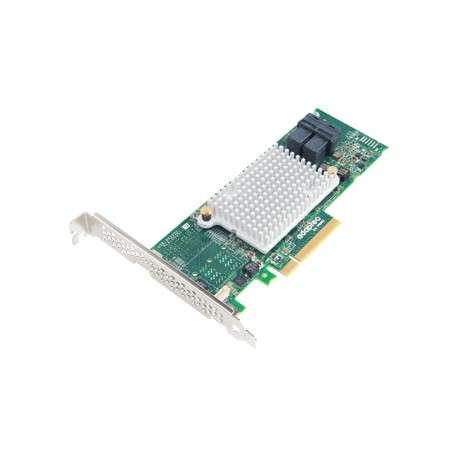 Adaptec 1000-8i Interne mini SAS carte et adaptateur d'interfaces - 1