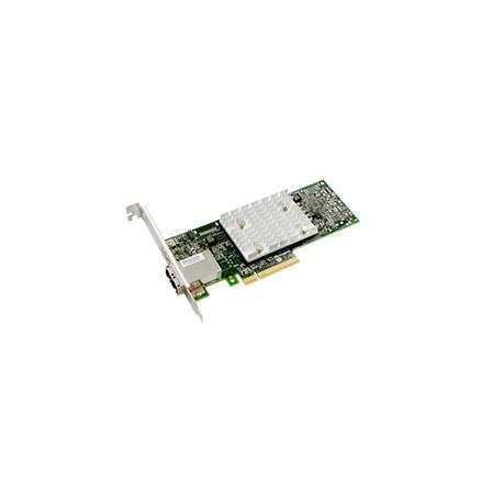 Adaptec HBA 1100-8e Interne carte et adaptateur d'interfaces - 1