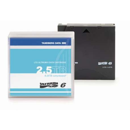 Tandberg Data LTO-6 2500Go LTO - 1