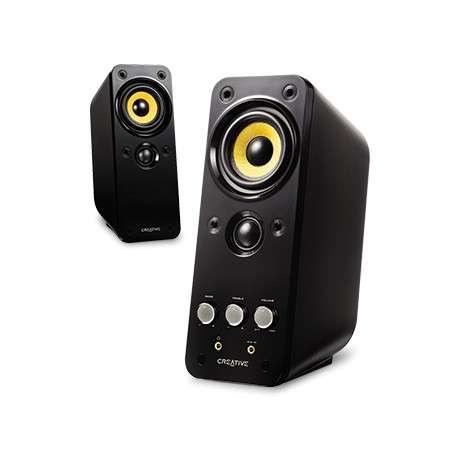 Creative Labs GigaWorks T20 Series II 28W Noir haut-parleur - 1