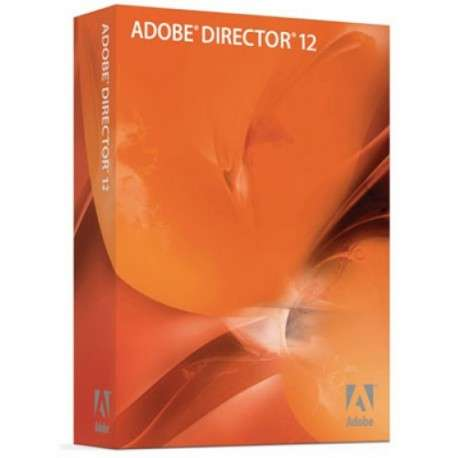 Adobe Director 12, DVD Set - 1