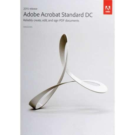 Adobe Acrobat Standard DC, Win, EN - 1