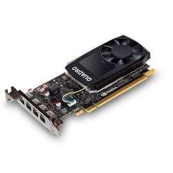 PNY VCQP1000DVI-PB carte graphique Quadro P1000 4 Go GDDR5