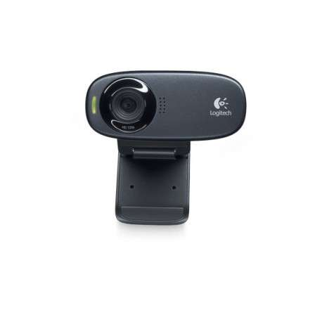 Logitech C310 5MP 1280 x 720pixels USB Noir webcam - 1