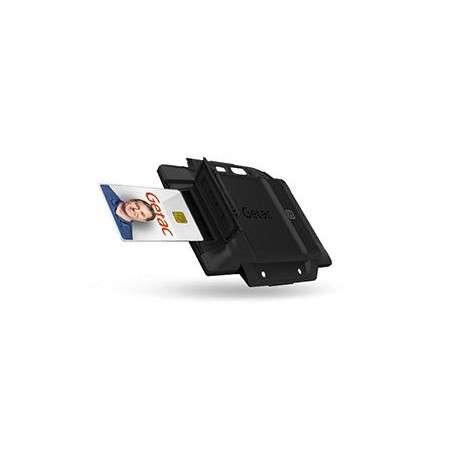 Getac GORSX2 Intérieur & extérieur Noir lecteur de cartes à puce - 1
