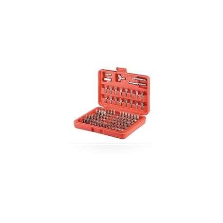 Microconnect 77045 Plastique Rouge, Argent boite à outils - 1