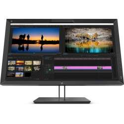 "HP DreamColor Z27x G2 Studio 27"" Quad HD LED Plat Noir écran plat de PC - 1"
