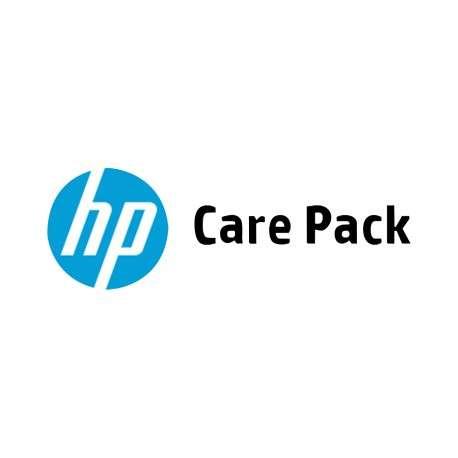 HP Service avec intervention le jour ouvré suivant pour imprimante multifonction Color LaserJet M477 - renouvellement de - 1