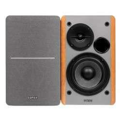 Edifier Studio 1280T haut-parleur 21 W Gris, Bois