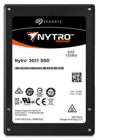 """Seagate Nytro 3331 disque SSD 2.5"""" 7680 Go SAS 3D eTLC - 1"""
