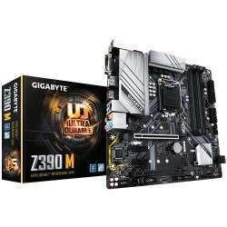 Gigabyte Z390 M carte mère LGA 1151 (Emplacement H4) Micro ATX Intel Z390